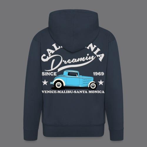 HOT ROD Tee Shirts - Men's Premium Hooded Jacket