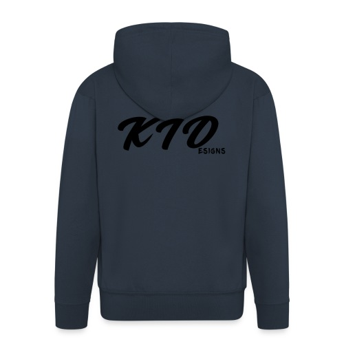 KIDesigns - Men's Premium Hooded Jacket