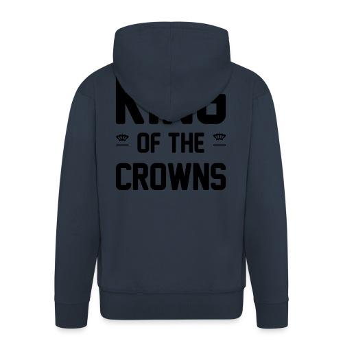 King of the crowns - Mannenjack Premium met capuchon