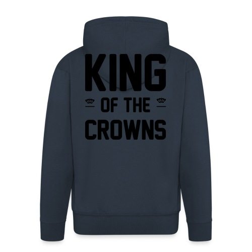 King of the crowns - Mannenjack Premium met capuchon