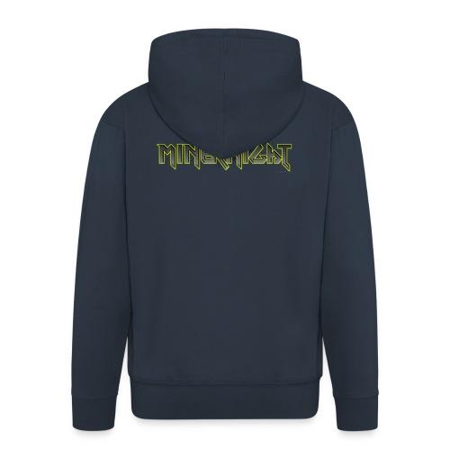 MineKnight T-shirt - Premium-Luvjacka herr