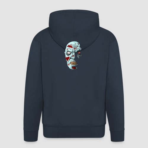 Shadow Zombie - Men's Premium Hooded Jacket