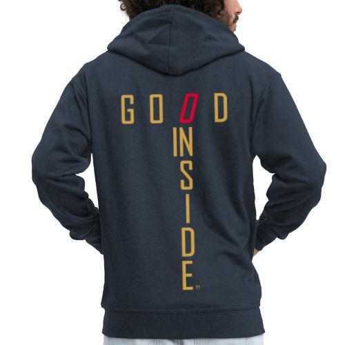 GOOD INSIDE - Men's Premium Hooded Jacket