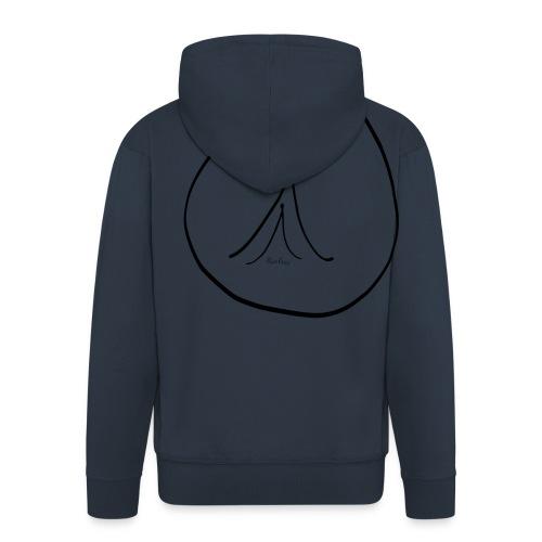 By Hand FC OM - Men's Premium Hooded Jacket