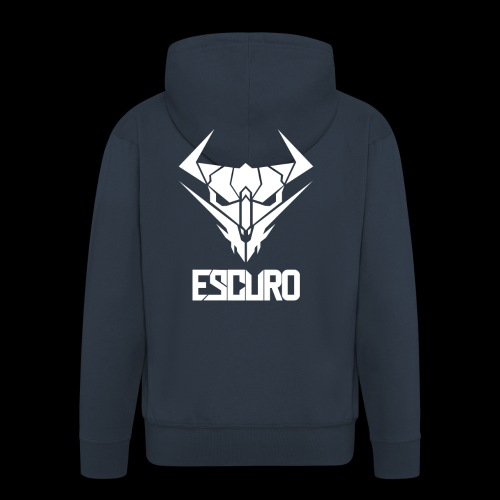 Escuro Merchandise - Mannenjack Premium met capuchon
