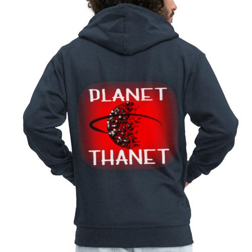 Planet Thanet - Made in Margate - Men's Premium Hooded Jacket