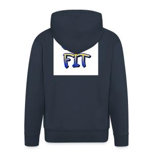 Blf Fit - Veste à capuche Premium Homme