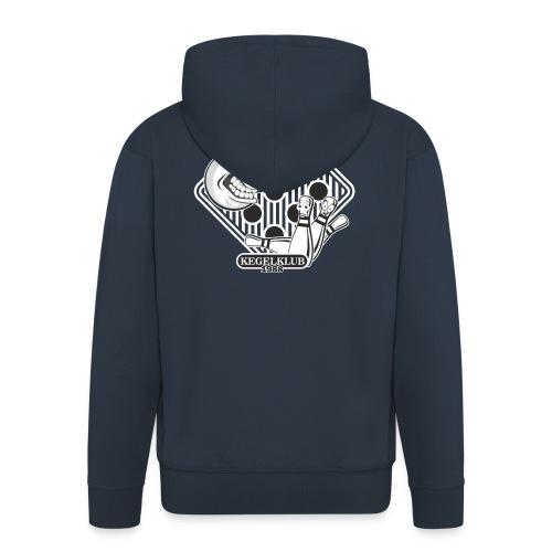 T Shirt Daeumlinge 02 - Männer Premium Kapuzenjacke