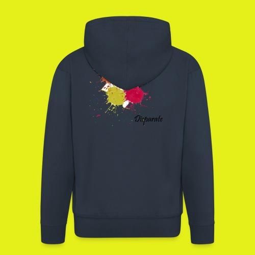 Camiseta 3 - Chaqueta con capucha premium hombre