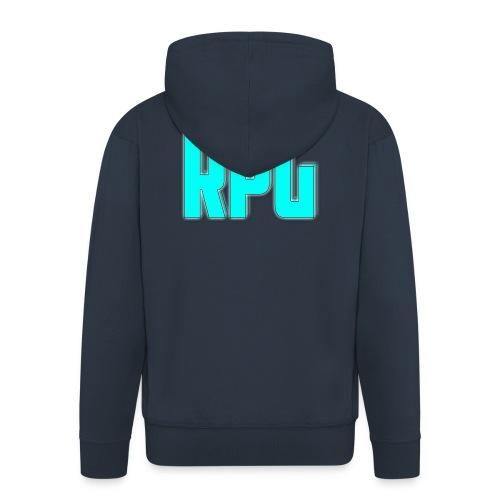 RPG Logo - Men's Premium Hooded Jacket