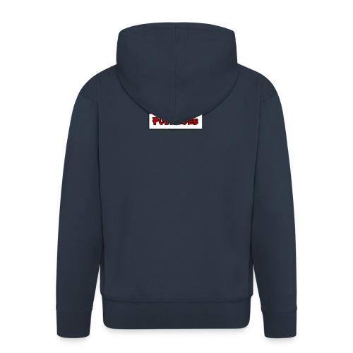 PURPLEYES - Veste à capuche Premium Homme
