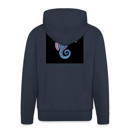 seahorse - Chaqueta con capucha premium hombre