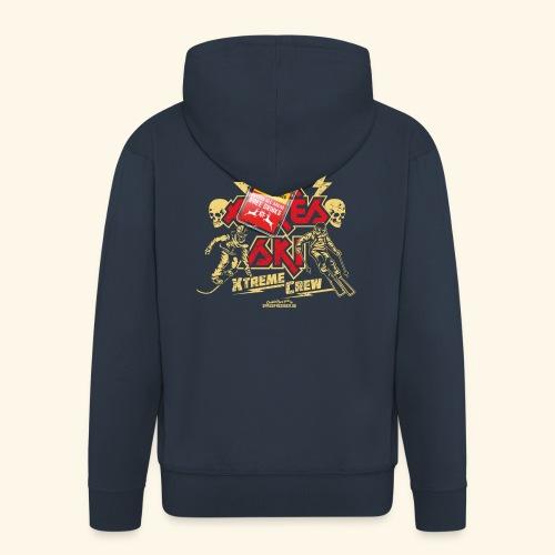 Apres Ski T Shirt Apres Ski Xtreme Crew - Männer Premium Kapuzenjacke