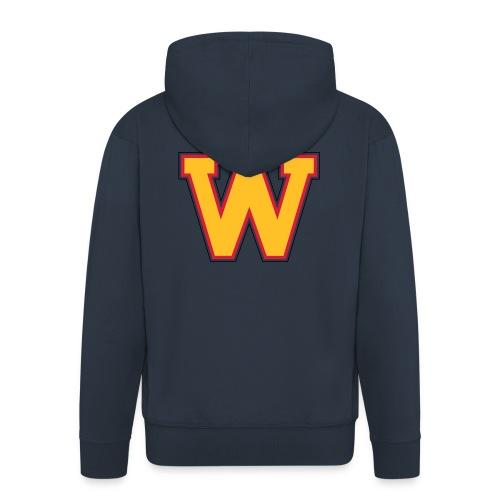 W-badge - Veste à capuche Premium Homme