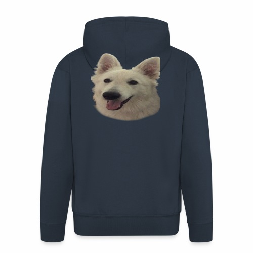ollie shirt - Mannenjack Premium met capuchon