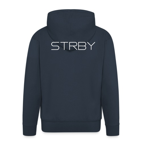 STRBY - Männer Premium Kapuzenjacke