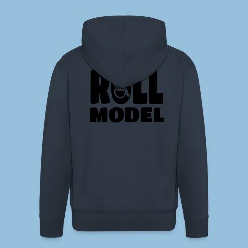 Roll model 016 - Mannenjack Premium met capuchon