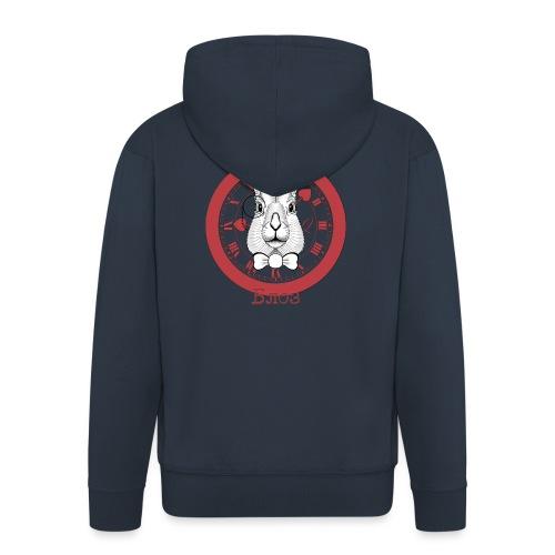 White rabbit - Veste à capuche Premium Homme