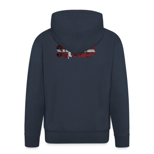 SquadDK - Herre premium hættejakke