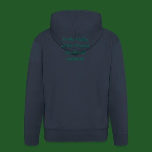 In_Valley_of_the_Wizard-png - Men's Premium Hooded Jacket
