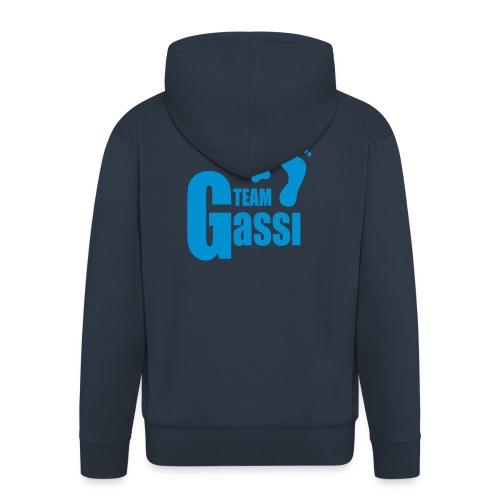 Team Gassi - Männer Premium Kapuzenjacke