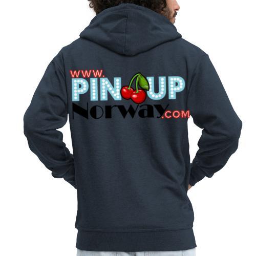 www.pinupnorway.com - Premium Hettejakke for menn
