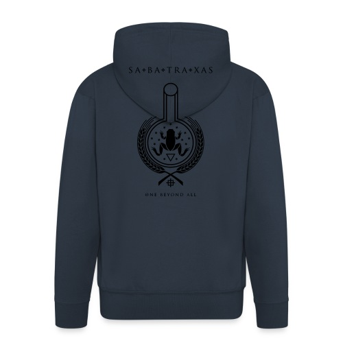 Sabatraxas - Men's Premium Hooded Jacket