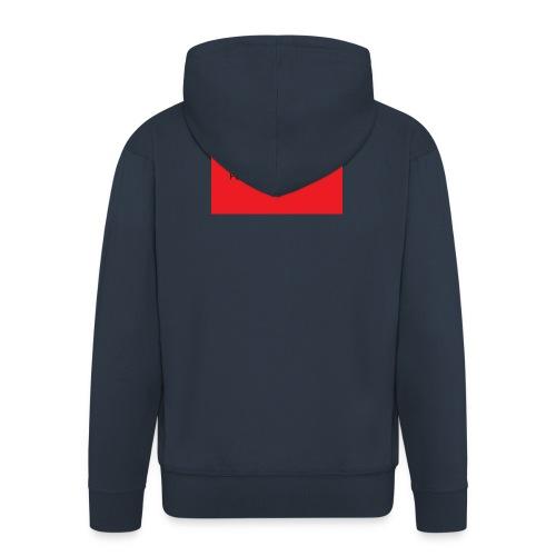 porowsky records kassettenbandt 2016 shirt - Premium-Luvjacka herr