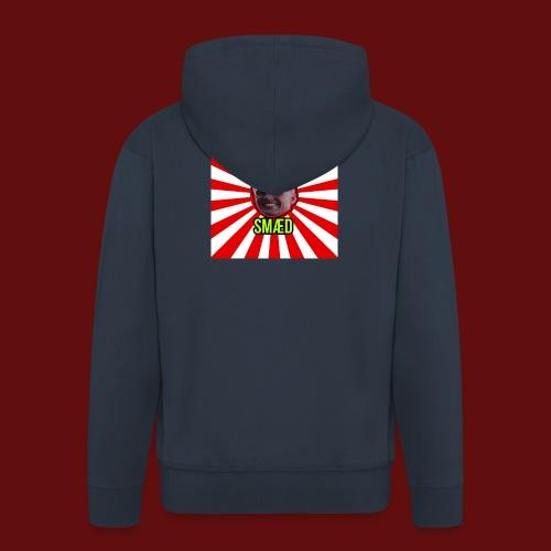 Limited Edition - Smæd T-shirt - Premium Hettejakke for menn