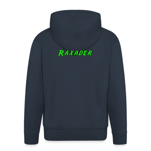 Raxader Original - Men's Premium Hooded Jacket