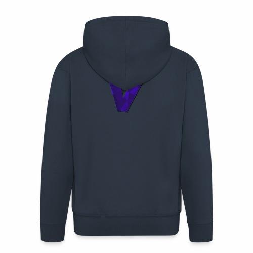 Vince Logo Letter - Mannenjack Premium met capuchon