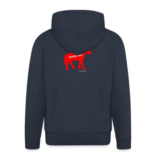 Moscow Mule Limited Edition - Felpa con zip Premium da uomo