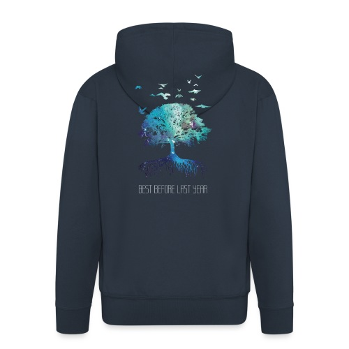 Men's shirt next Nature - Men's Premium Hooded Jacket