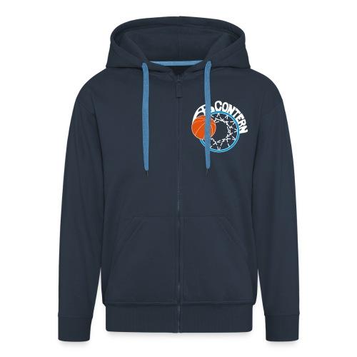 abcontern logo shop 2 - Männer Premium Kapuzenjacke