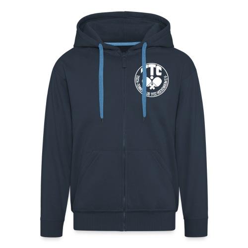 TTC Hockenheim Wappen - Männer Premium Kapuzenjacke