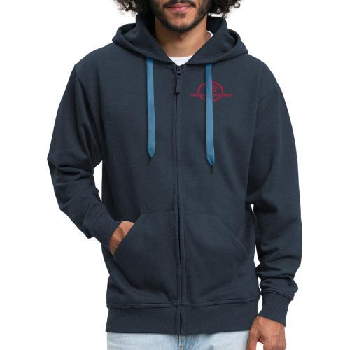 Parvati Records logo - Men's Premium Hooded Jacket