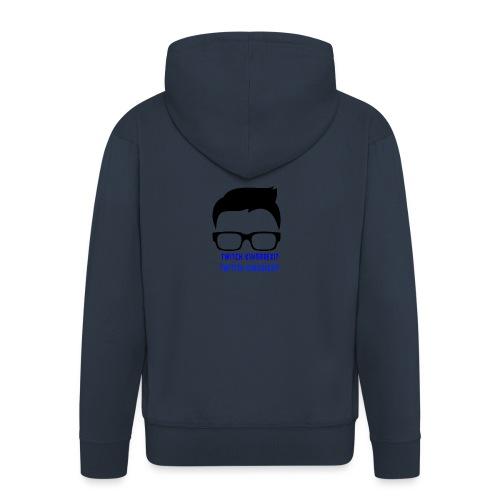 silloette - Men's Premium Hooded Jacket