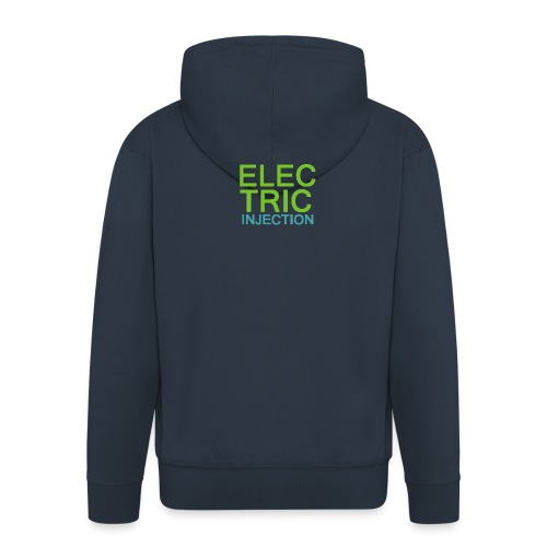 ELECTRIC INJECTION basic - Männer Premium Kapuzenjacke