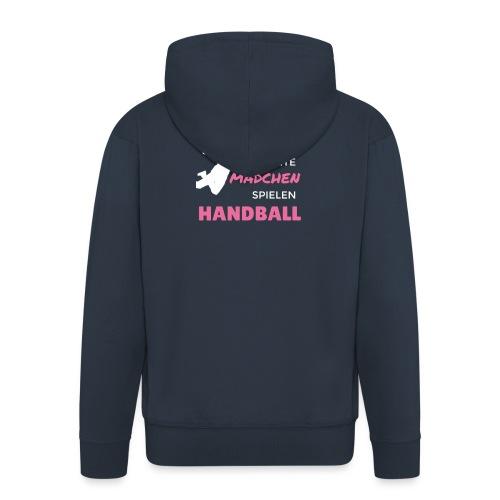 BADGIRLS Handball - Männer Premium Kapuzenjacke