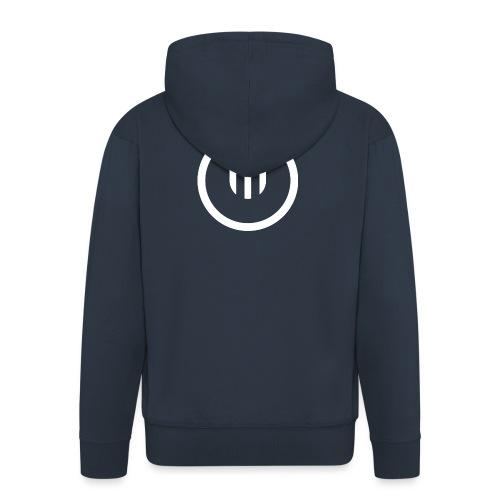 Cercle Logo - Veste à capuche Premium Homme