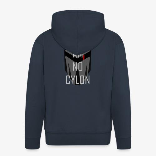 I am not a Cylon - Premium Hettejakke for menn