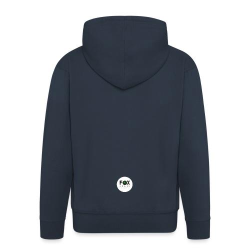 Solo logo Foxspain - Chaqueta con capucha premium hombre