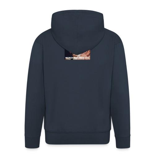 Worst Records 002 - Men's Premium Hooded Jacket
