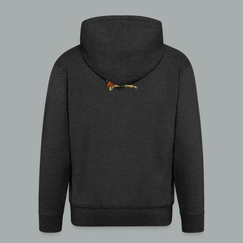 BIRDLEFT - Men's Premium Hooded Jacket