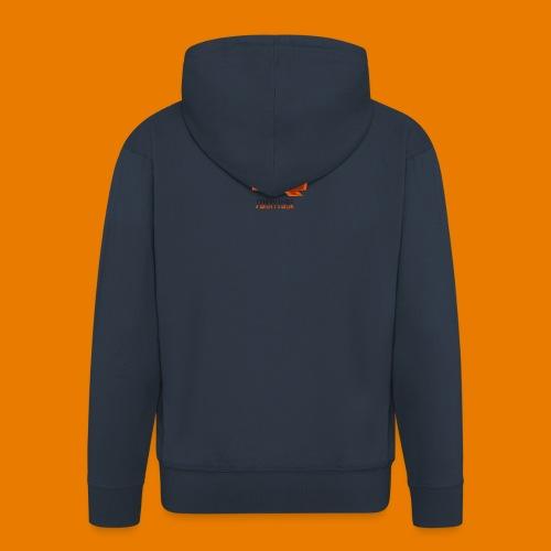 FoxxyTube Cap - Men's Premium Hooded Jacket