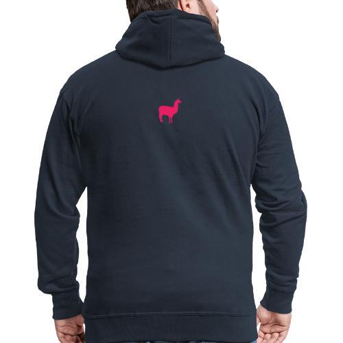 Lama - Mannenjack Premium met capuchon