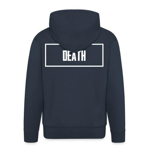 Death - Men's Premium Hooded Jacket