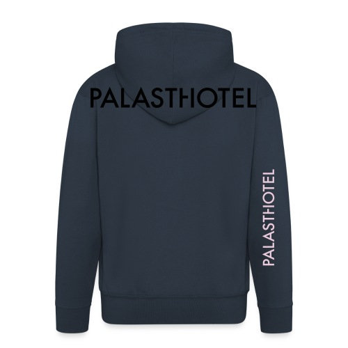 Palasthotel - Männer Premium Kapuzenjacke