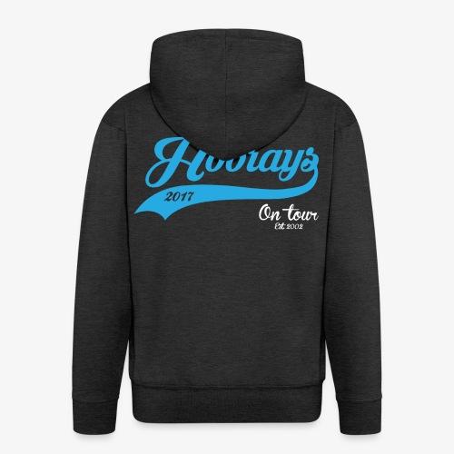 Hoorays-17 - Men's Premium Hooded Jacket