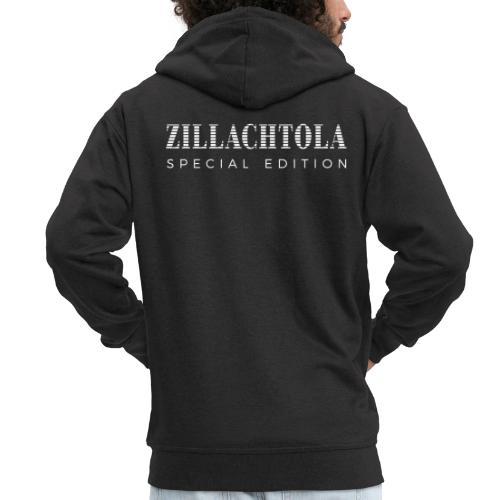 Zillachtola - Special Edition - Männer Premium Kapuzenjacke